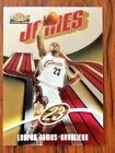 Lebron James 2003-04 Topps Finest Rookie Card RC 999 SP HOT!!! BGS PSA 10?