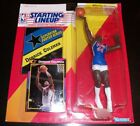 Derrick Coleman NEW JERSEY NETS 1992 Starting Lineup NBA basketball figure