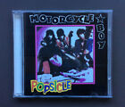 MOTORCYCLE BOY Popsicle CD VG Condition 1991 13 Tracks Triple X Records