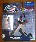 2001 Starting Lineup 2 New in Box - Ken Griffey Jr - Fast Shipping