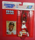 Starting Lineup 1996 Basketball - Dikembe Mutumbo - Atlanta Hawks - Kenner - Ext