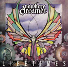 NOWHERE DREAMER Lifetimes CD 1993 INDIE US GLAM Heavens Wish s5349