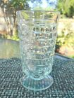 1 VTG Indiana Glass Whitehall Colony Cubist Clear 6