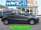Peugeot Partner 16HDi Tepee S Auto Mobility Wheelchair Access Vehicle Disabled