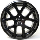 4 NEW 20 Viper Style Wheels Gloss Blk Fits Dodge Magnum Charger Challenger 300C