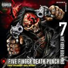 And Justice For None Deluxe Edition, Five Finger Death Punch [Audio CD] [NO TAX]