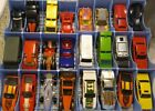 LOT OF 24 MIXED VINTAGE HOT WHEELS 70s and 80s LOT 3