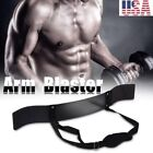 Heavy Duty Arm Isolator Blaster Body Building Bomber Bicep Curl Triceps Bar Gift