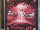 SAINTED SINNERS-Back With A Vengeance-2018 CD
