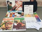 Weight Watchers Kit Complete Food Book Dining Out Points Finder Tracker Case WOW