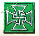 Finland Finnish Utti Jaeger Regiment Unit Merit Cross Patch