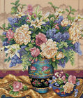 Dimensions Gold Collection Oriental Splendor Counted Cross Stitch Kit 12X14 18