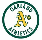 Oakland Athletics Oakland As Sticker Decal S204 Baseball YOU CHOOSE SIZE