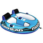 Boat Tube 2 person Inflatable Tubing Float Airhead Mach 2 Towable