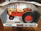 Ertl DIECAST FARM TRACTOR 116 SCALE CASE 800 DIESEL TOY FARMER 1991