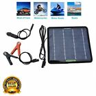 Car Boat Batteries Power Solar Panel Battery Charger Portable Eco Friendly New