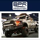 Fab Fours For 94-02 Dodge Ram 2500/3500 Premium Winch Front Bumper- DR94-A1550-1