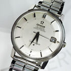 OMEGA CONSTELLATION AUTOMATIC MEN'S WATCH SILVER DIAL 100%Authentic W976 CR2