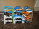 Hot Wheels Lot of 6 86 Monte Carlo SS Variation 1986 Chevy Holley 2010 2012