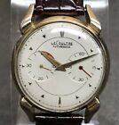 JAEGER LECOULTRE 10K Gold Filled FUTUREMATIC Bumper Automatic Cal 497