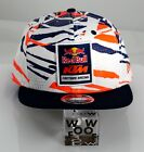 Red Bull KTM Factory Racing Limited Edition SnapBack Hat Original Fit Flat Brim