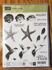Stampin Up Picture Perfect Retired Stamp Set new unmounted