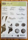 Stampin Up So Many Shells Retired Stamp Set new unmounted