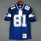 100% Authentic Terrell Owens 07 Cowboys Mitchell & Ness NFL Jersey Size 48 XL