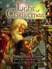 Evans LIGHT OF CHRISTMAS Signed Rare With lightautograph HB 2002 edition