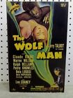 UNIVERSAL MONSTERS WOLFMAN LARRY TALBOT  NEW FACTORY SEALED  12 SIDESHOW