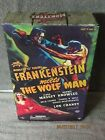 SIDESHOW FRANKENSTEIN MEETS THE WOLFMAN  12 FIGURE SIXTH SCALE COLOR VERSION
