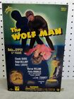 UNIVERSAL  MONSTERS WOLFMAN GYPSY BELA  NEW FACTORY SEALED  12 SIDESHOW
