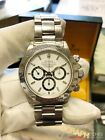ROLEX 16520 ZENITH DAYTONA, INVERTED 6, Rare N SERIAL, Box & booklet