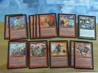 Magic the Gathering MTG Urza's Legacy Red Lot, UNCOMMON Last-Ditch Effort Goblin