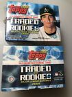 2000 TOPPS TRADED AND ROOKIES FACTORY SEALED HOBBY SET MIGUEL CABRERA RC