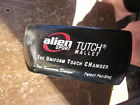 "ALIEN SPORT TUTCH MALLET PUTTER BY PAT SIMMONS STEEL SHAFT RH 35"" VGC"