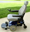 mobility scooter power wheelchair Jazzy Select superb new batteries nice seat