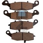 FRONT BRAKE PADS FOR SUZUKI SV650F 2009 / SV650S 1999-2011 / SV650SA 2007-2011