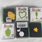 Sizzix Original Small Green Dies You Pick Lot Die Cut Most With Cases