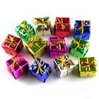 12 PCS Chrismas Tree Decorations Balls Christmas Ornaments Box Mix Colorful A
