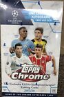 2017-18 topps chrome uefa champions league soccer Hobby Box.