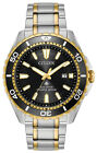 Citizen Eco-Drive Men's BN0194-57E Promaster Diver Two-Tone Bracelet 45mm Watch