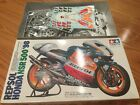 Rare TAMIYA 1/12 Repsol Honda NSR500 '98 #14071 scale model kit