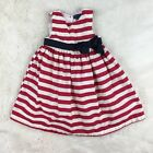PUMPKIN PATCH Baby Girls 4th of July Sleeveless Party Dress Size 12 18 Months