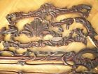 ANTIQUE FURNITURE PARTS,Carved Wood,   Lot of  11pc-  toll : 25