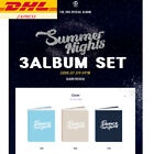 TWICE 2ND SPECIAL ALBUM SUMMER NIGHTS ABC 3SET ALBUM +Expedited shipping