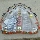 Airhead Inflatable Water Tube 2 Two Rider Boat Tow Raft Towable Fun EUC
