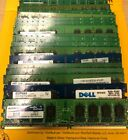 2GB DDR2 PC RAM LOT OF 20 TESTED