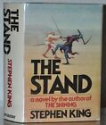 SIGNED IN OCT 1978 NEAR FINE 1ST 1ST EDITION THE STAND STEPHEN KING