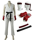 Original Street Fighter V Ryu Cosplay Costumes Halloween Party Custom Made Suit